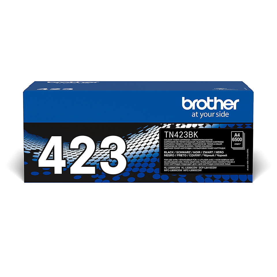 Originalan Brother TN-423BK toner – crni