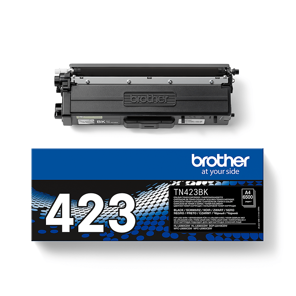 Originalan Brother TN-423BK toner – crni 2