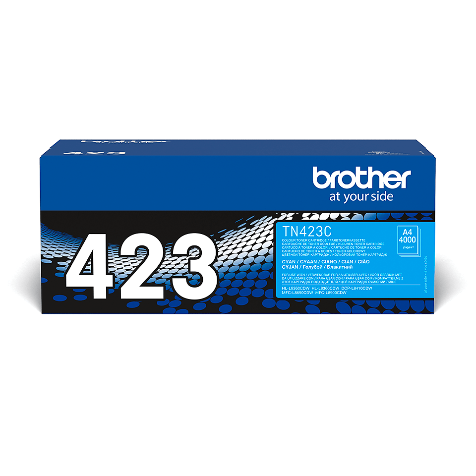 Originalan Brother TN-423C toner – cijan