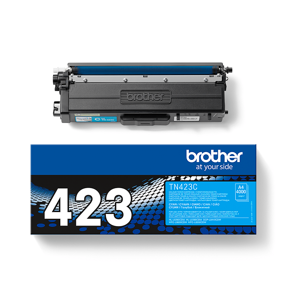 Originalan Brother TN-423C toner – cijan 2
