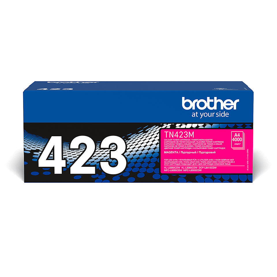 Originalan Brother TN-423M toner – magenta