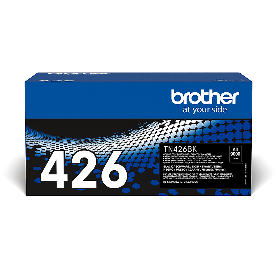 Originalan Brother TN-426BK toner – crni