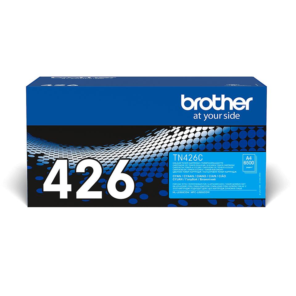 Originalan Brother TN-426C toner – cijan