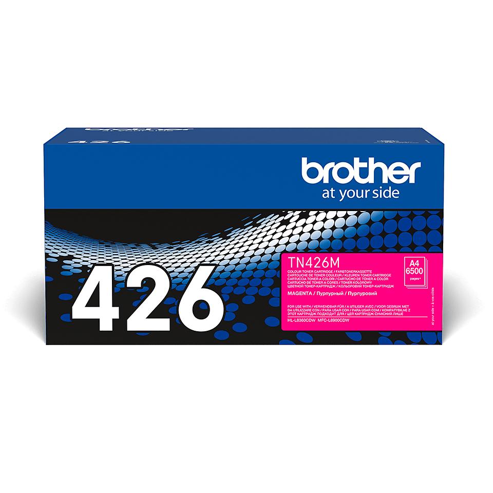Originalan Brother TN-426M toner – magenta