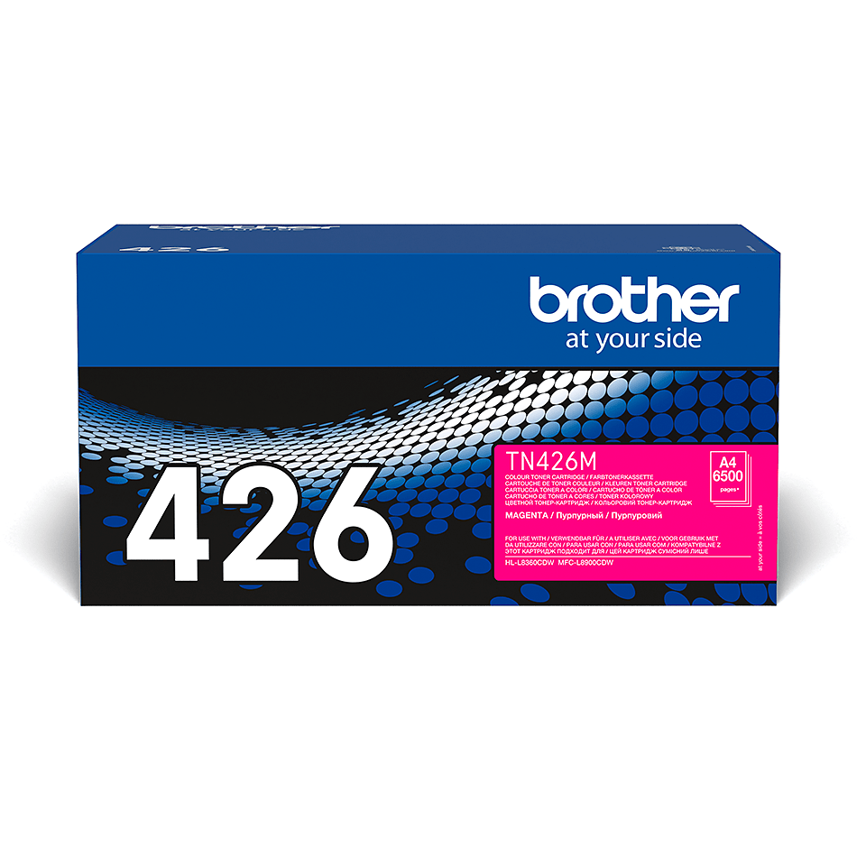 Originalan Brother TN-426M toner – magenta