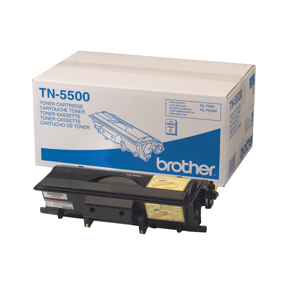 Originalan Brother TN-5500 veliki toner – crni