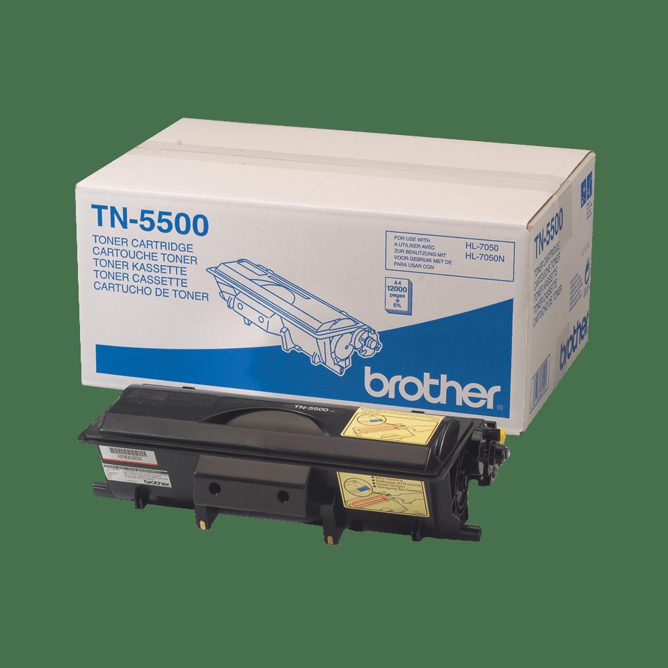Originalan Brother TN-5500 veliki toner – crni