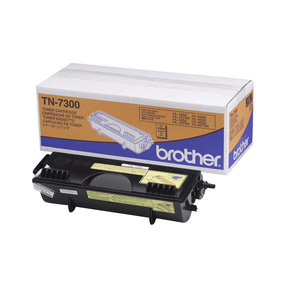 Originalan Brother TN-7300 veliki toner – crni