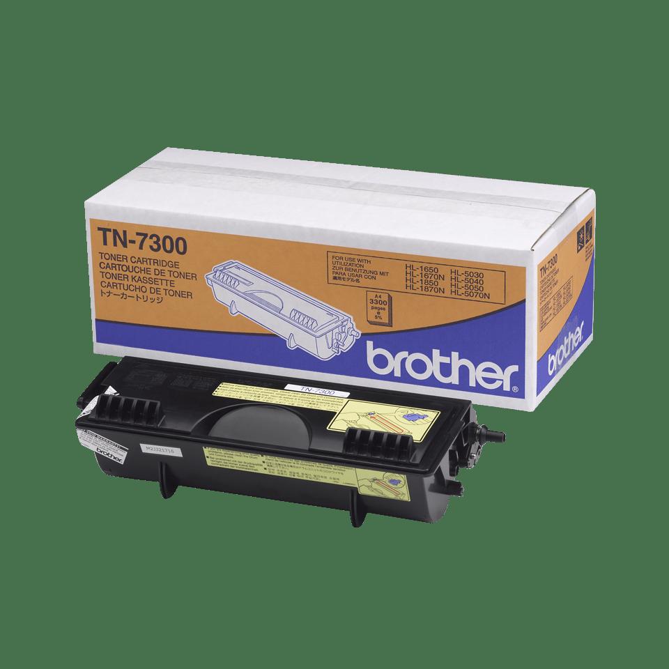 Originalan Brother TN-7300 veliki toner – crni