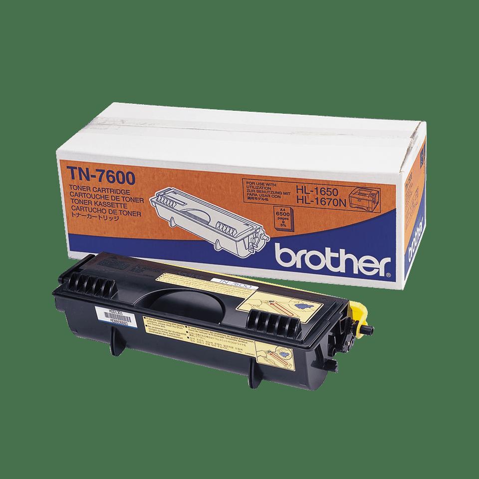 Originalan Brother TN-7600 veliki toner – crni