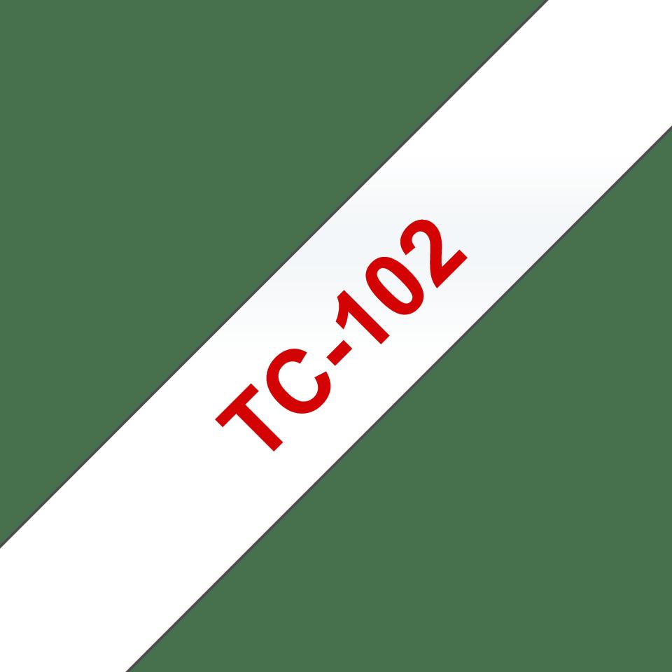 Originalna Brother TC-102 kaseta s trakom za označavanje
