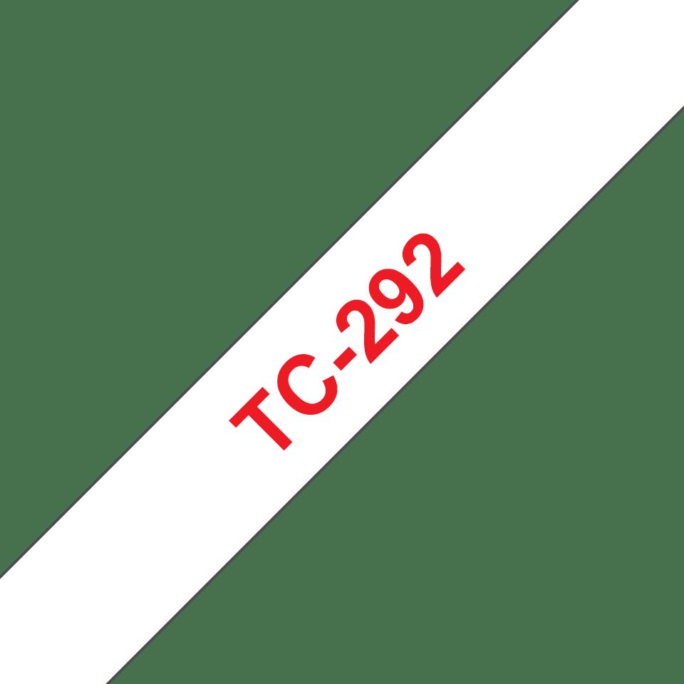 Originalna Brother TC-292 kaseta s trakom za označavanje