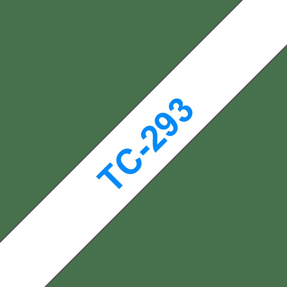 Originalna Brother TC-293 kaseta s trakom za označavanje