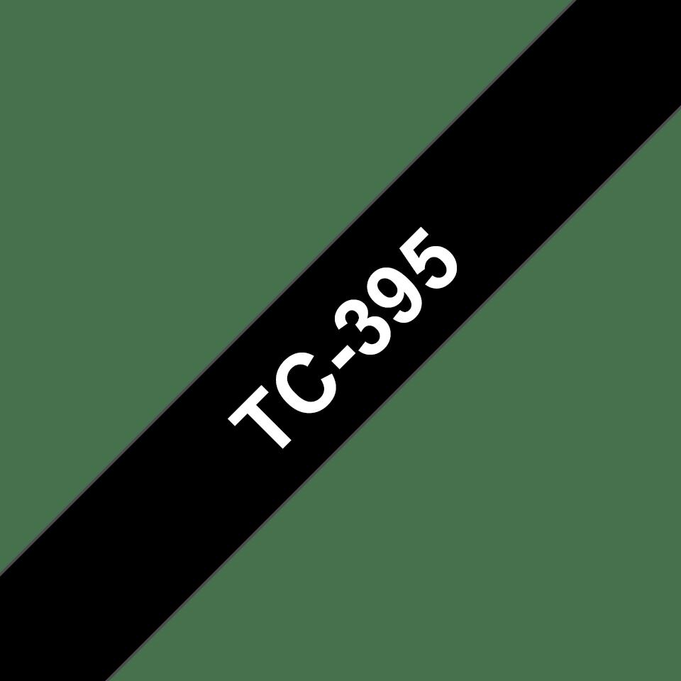 Originalna Brother TC-395 kaseta s trakom za označavanje