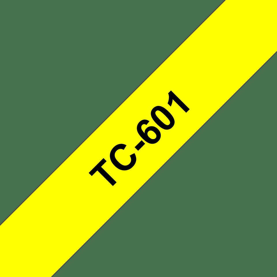 Originalna Brother TC-601 kaseta s trakom za označavanje