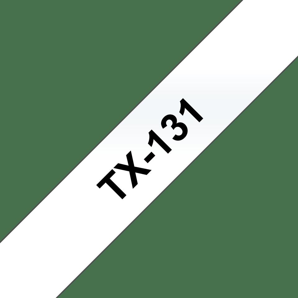 Originalna Brother TX-131 kaseta s trakom za označavanje