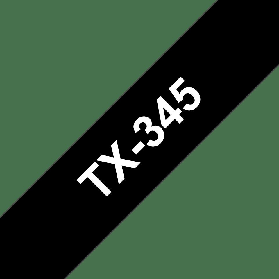 Originalna Brother TX-345 kaseta s trakom za označavanje