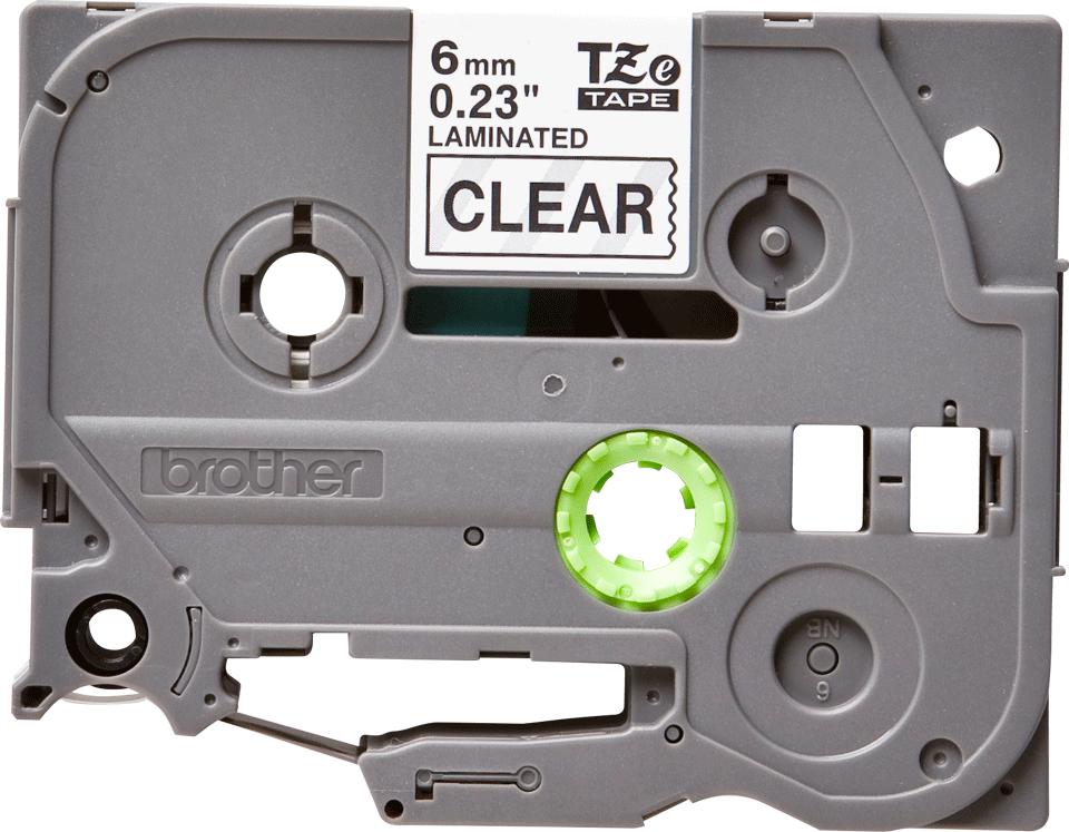Originalna Brother TZe-111 kaseta s trakom za označavanje 2