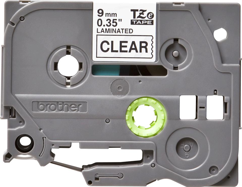 Originalna Brother TZe-121 kaseta s trakom za označavanje 2