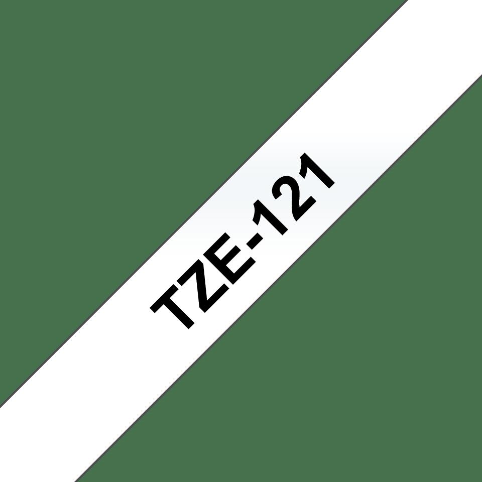Originalna Brother TZe-121 kaseta s trakom za označavanje