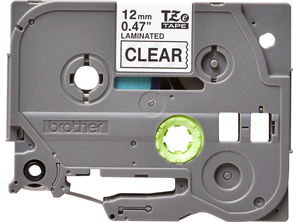 Originalna Brother TZe-131 kaseta s trakom za označavanje 2