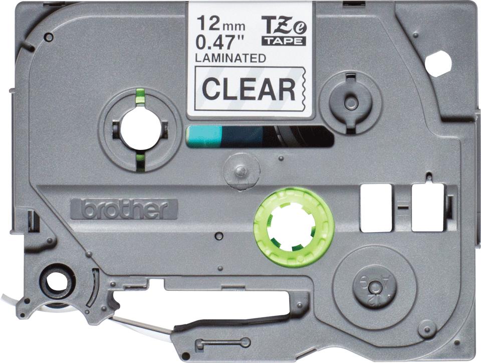 Originalna Brother TZe-131S kaseta s trakom za označavanje 2