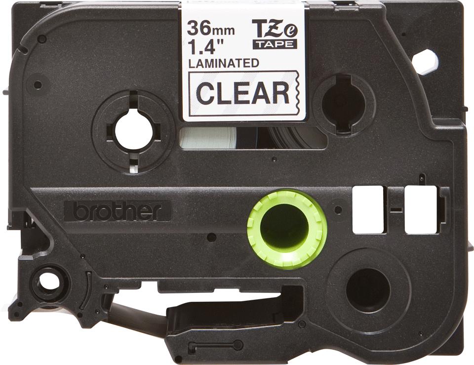 Originalna Brother TZe-161 kaseta s trakom za označavanje 2