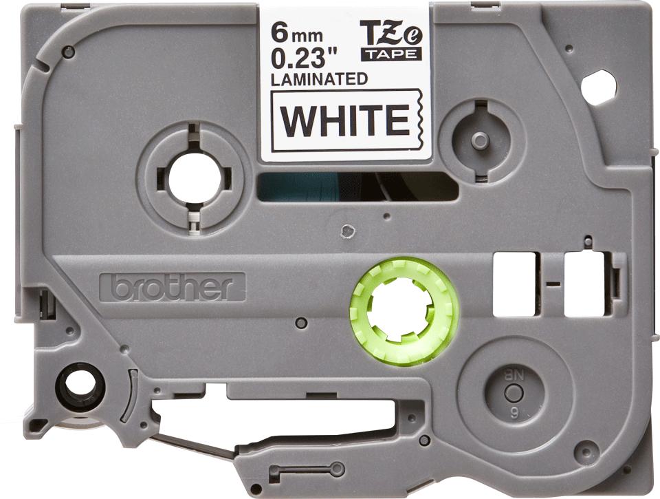 Originalna Brother TZe-211 kaseta s fleksibilnom ID trakom za označavanje