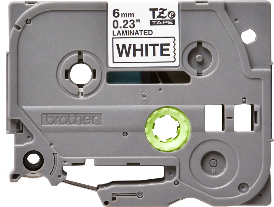 Originalna Brother TZe-211 kaseta s fleksibilnom ID trakom za označavanje 2