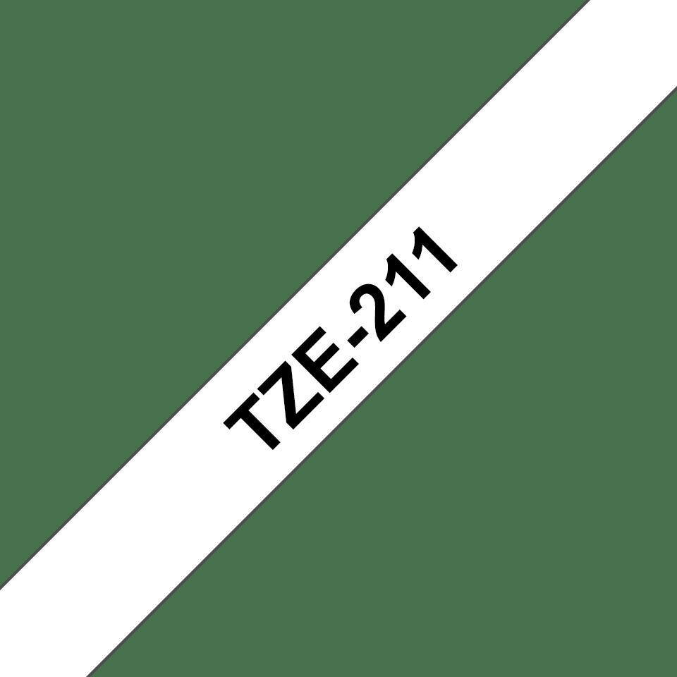 Originalna Brother TZe-211 kaseta s fleksibilnom ID trakom za označavanje 3