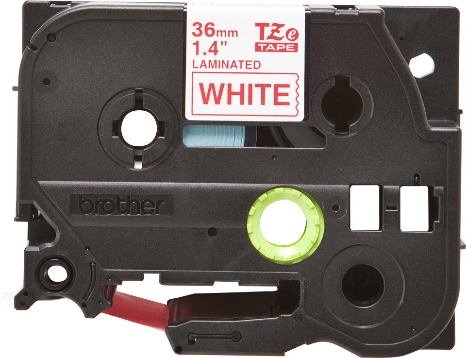 Originalna Brother TZe-262 kaseta s trakom za označavanje 2