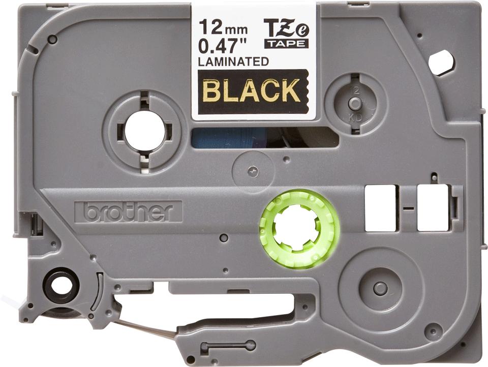 Originalna Brother TZe-334 kaseta s trakom za označavanje 2
