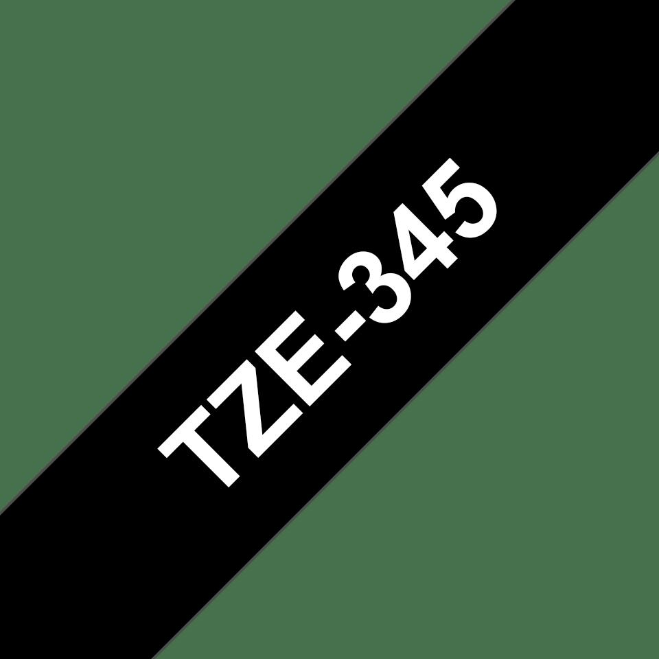 Originalna Brother TZe-345 kaseta s trakom za označavanje