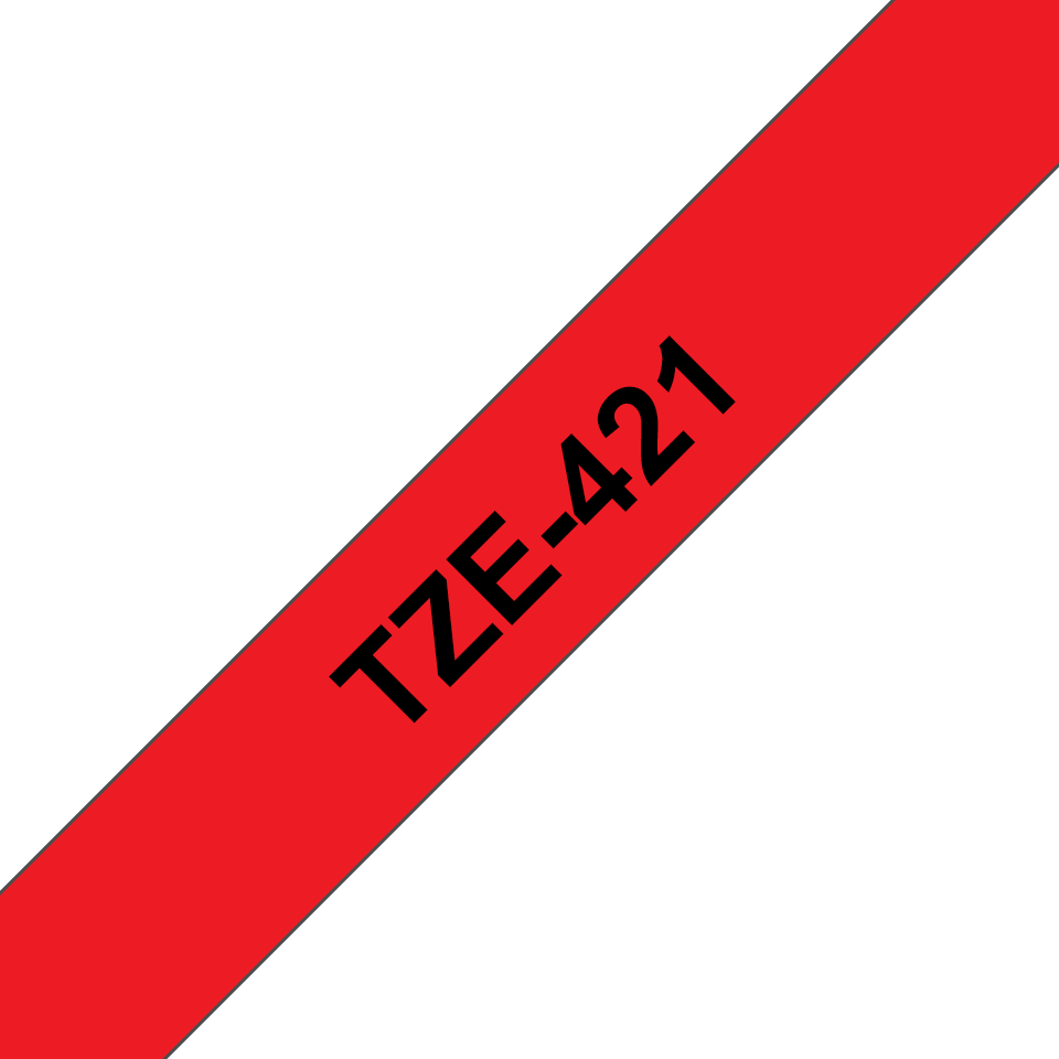 Originalna Brother TZe-421 kaseta s trakom za označavanje