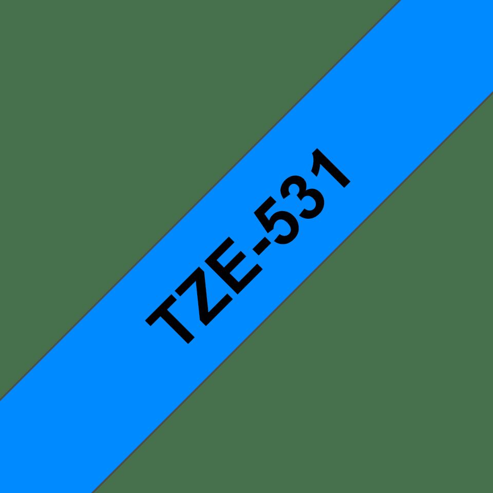 Originalna Brother TZe-531 kaseta s trakom za označavanje