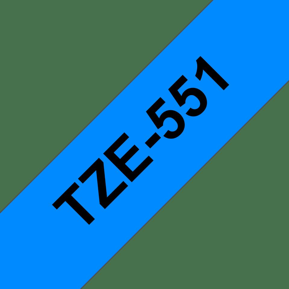 Originalna Brother TZe-551 kaseta s trakom za označavanje