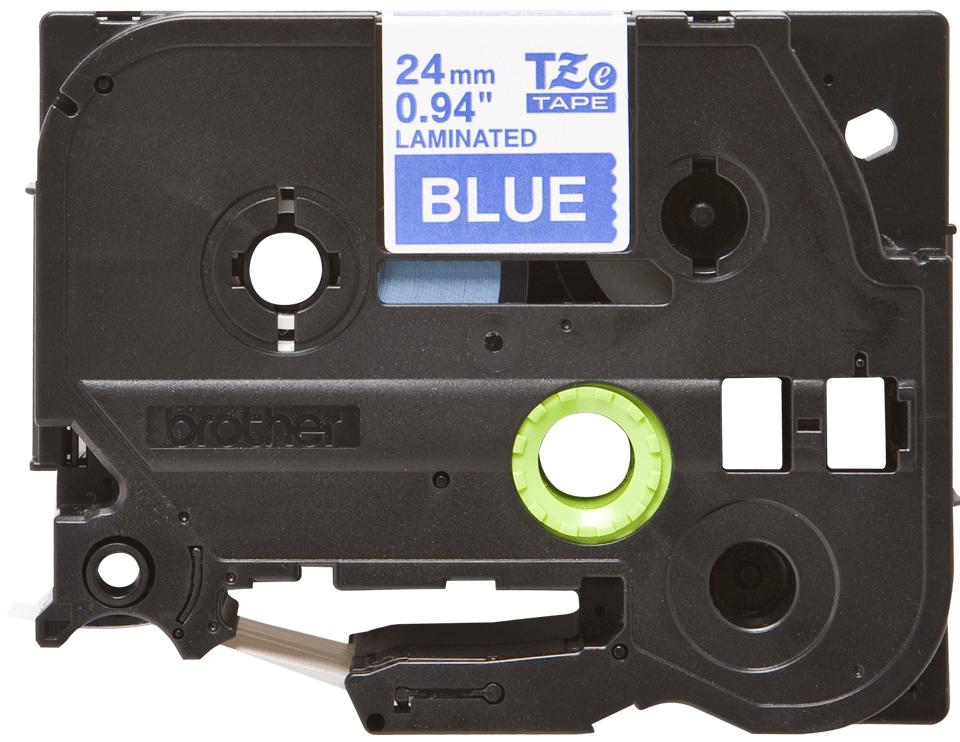 Originalna Brother TZe-555 kaseta s trakom za označavanje 2
