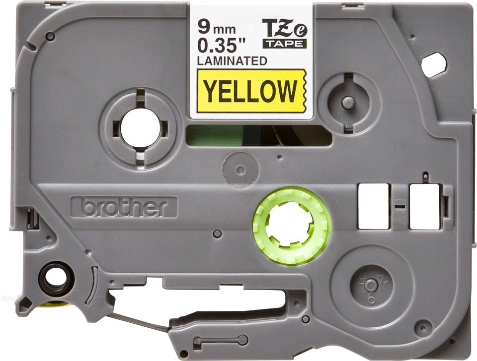 Originalna Brother TZe-621 kaseta s trakom za označavanje 2