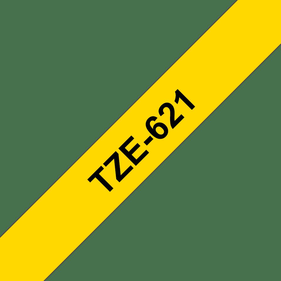 Originalna Brother TZe-621 kaseta s trakom za označavanje