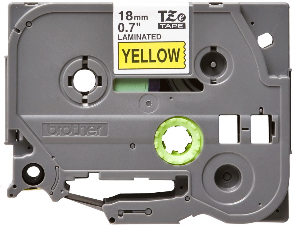 Originalna Brother TZe-641 kaseta trakom za označavanje 2