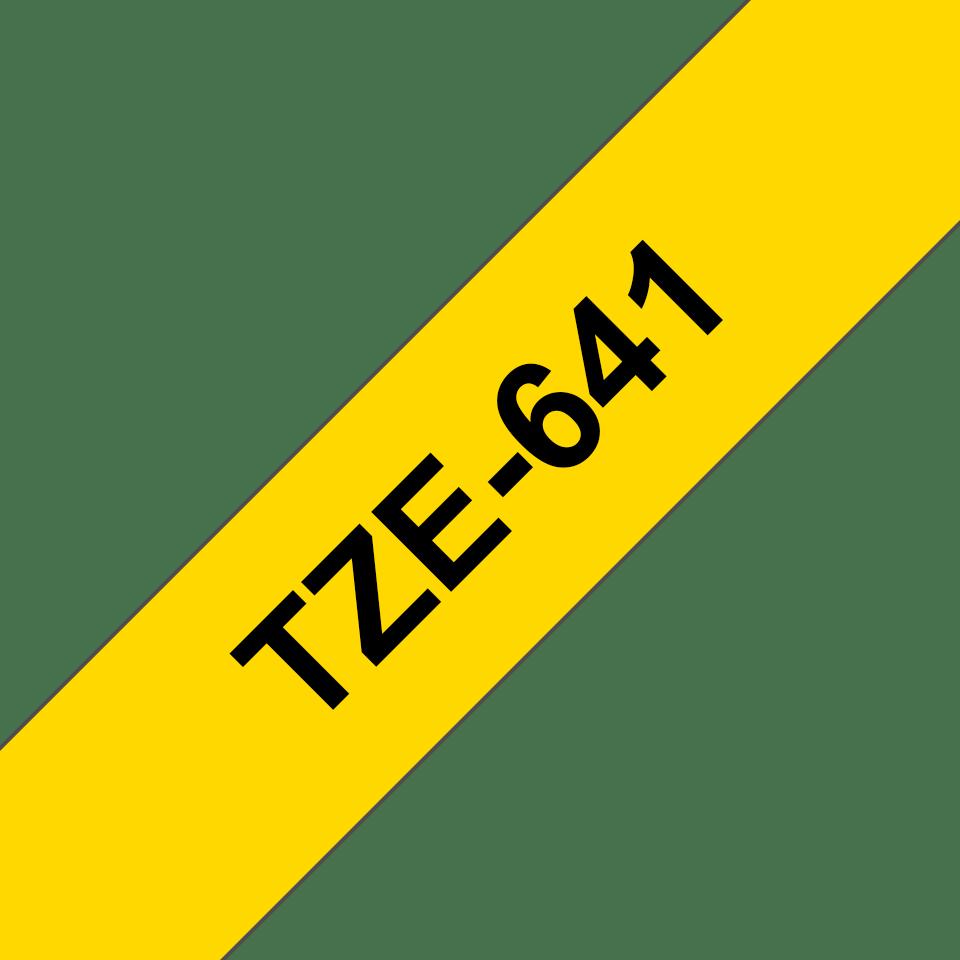 Originalna Brother TZe-641 kaseta trakom za označavanje