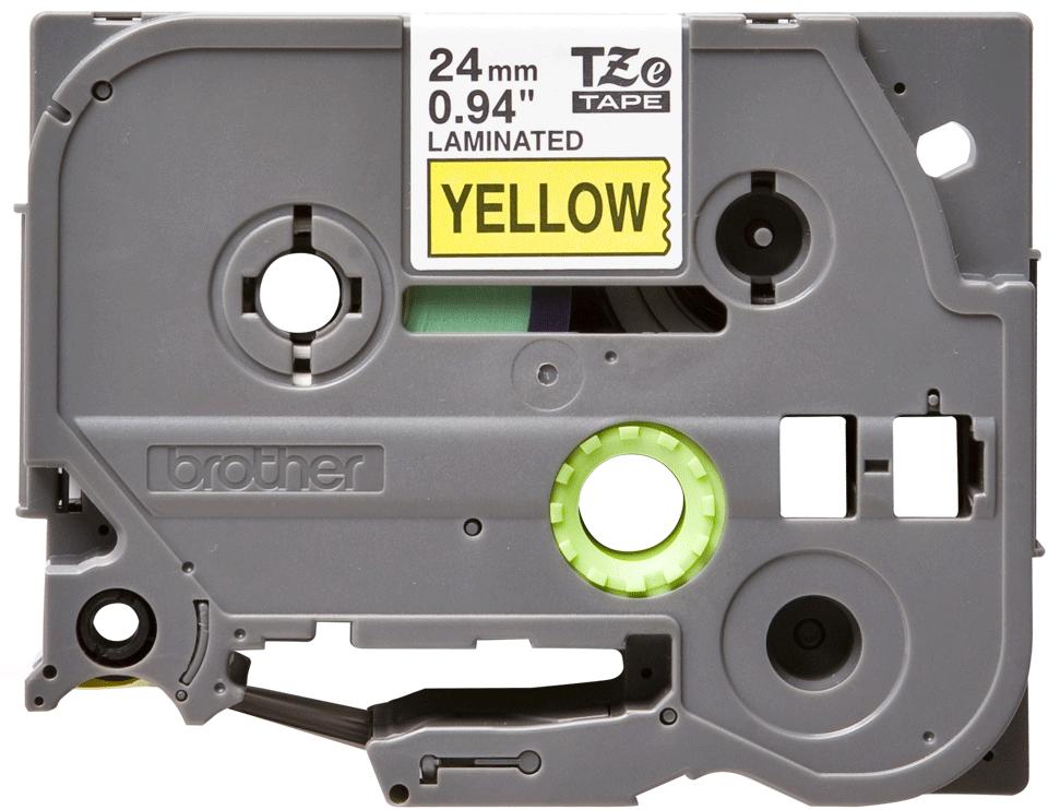 Originalna Brother TZe-651 kaseta s trakom za označavanje 2