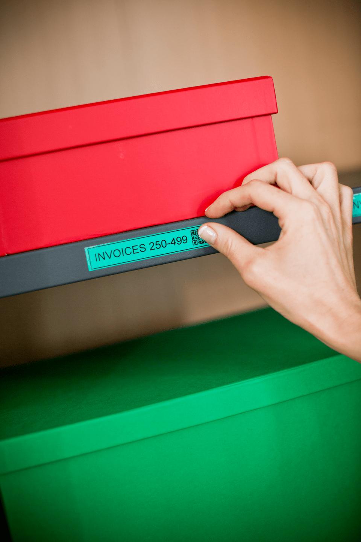 Originalna Brother TZe-751 kaseta s trakom za označavanje 4
