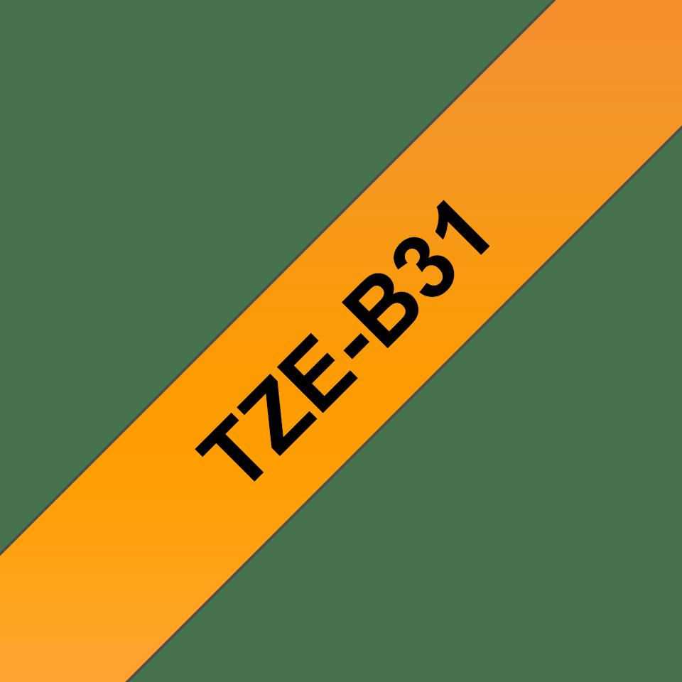 Originalna Brother TZe-B31 kaseta s trakom za označavanje