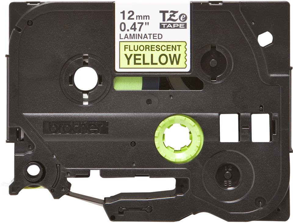 Originalna Brother TZe-C31 kaseta s trakom za označavanje 2