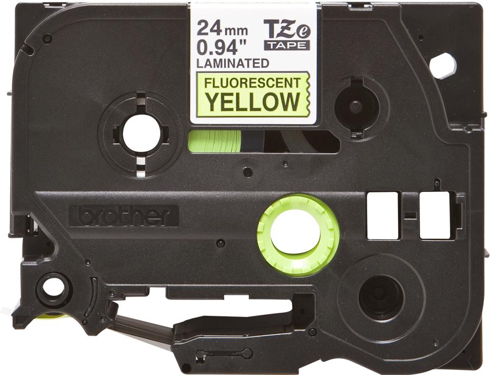 Originalna Brother TZe-C51 kaseta s trakom za označavanje 2