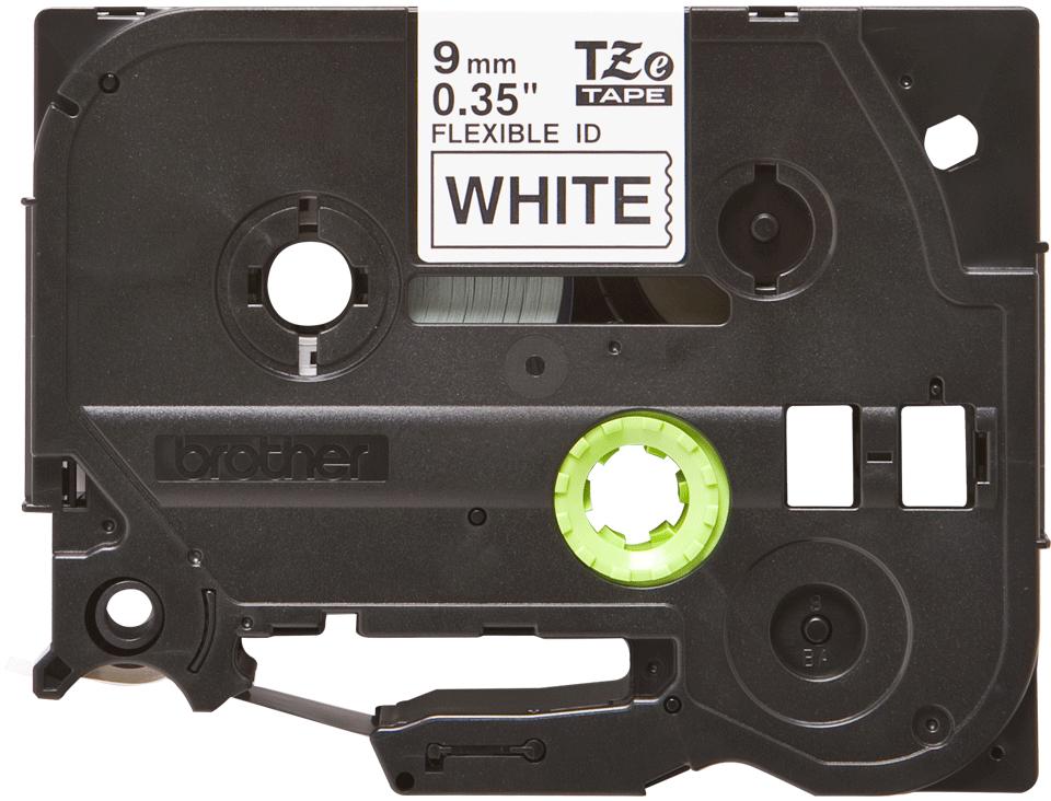 Originalna Brother TZe-FX221 kaseta s fleksibilnom ID trakom za označavanje 2