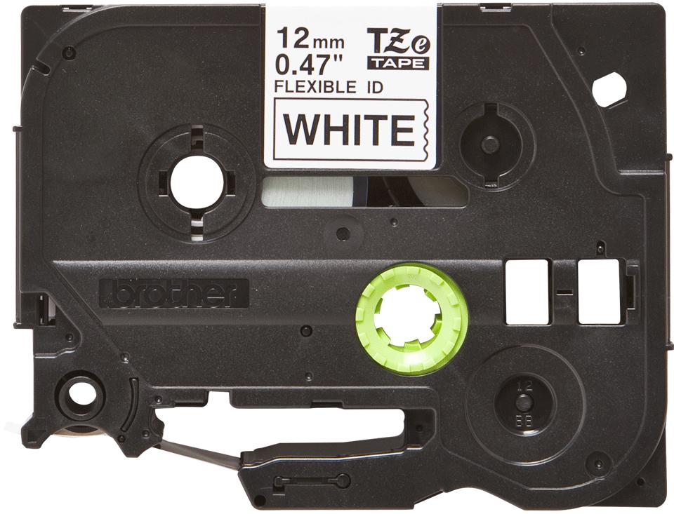 Originalna Brother TZe-FX231 kaseta s fleksibilnom ID trakom za označavanje 2