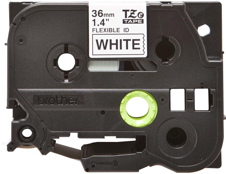 Originalna Brother TZe-FX261 kaseta s fleksibilnom ID trakom za označavanje 2