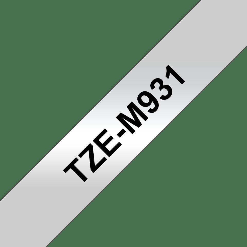 Originalna Brother TZe-M931 kaseta s trakom za označavanje